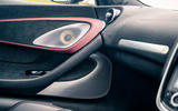 15 McLaren GT 2021 road test review interior trim