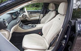 Mercedes-AMG CLS 53 2018 road test review - cabin