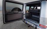 Mercedes-AMG G63 2018 review rear door