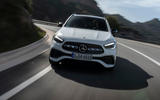 Mercedes-Benz GLA 2020 road test review - on the road front