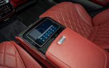 15 mercedes s class s500 2020 lhd uk first drive review rear centre console