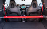 Mini JCW GP 2020 road test review - strut brace