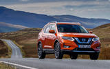 Nissan X-Trail road test review - hero scenery