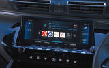 Peugeot 508 2018 road test review - infotainment