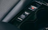Peugeot e-2008 2020 road test review - drive mode switch