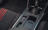 15 Renault Megane E Tech PHEV road test 2021 centre console