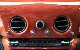 Rolls Royce Phantom 2018 review stereo controls