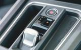 Seat Leon eHybrid 2020 road test review - centre console