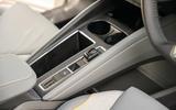 15 Skoda Enyaq IV 2021 RT centre console