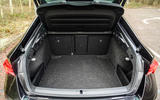 15 Skoda Octavia vRS TDI 2021 road test review boot