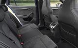 15 Skoda Superb Estate 2021 RT update rear seats