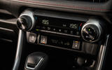15 Suzuki Across 2021 road test review climate controls