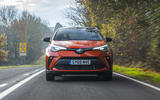 15 Toyota C HR 2021 RT on road front