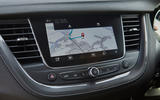 Vauxhall Grandland X Hybrid4 2020 road test review - infotainment