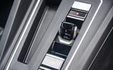 Volkswagen Golf 2020 road test review - gearstick