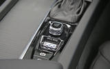 Volvo V60 2018 road test review centre console