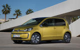 Volkswagen e-Up 2020 road test review - static front