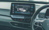 15 VW ID 3 2021 road test review infotainment