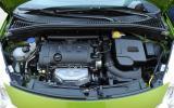 1.6-litre Citroen C3 petrol engine