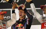Vettel: F1's youngest ever champ