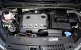 2.0-litre TDI Seat Alhambra engine