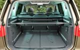 Seat Alhambra boot space