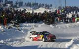 Hirvonen wins Rally Sweden