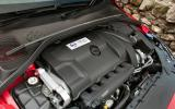 2.0-litre Volvo V60 T5 petrol engine