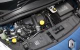 1.5-litre dCi Renault Grand Scenic engine
