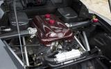 4.4-litre V8 Noble M600 engine