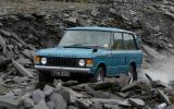 Range Rover: old vs new video