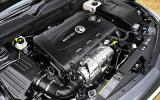 2.0-litre Vauxhall Insignia diesel engine