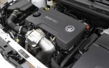 Vauxhall Astra ecoFLEX engine