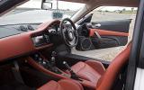 Lotus Evora 3.5 V6 dashboard