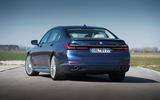 Alpina B7 2019 review - static rear