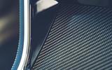16 Alpina B8 Gran Coupe 2021 road test review carbon fibre