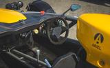 Ariel Atom 4 2019 road test review - dashboard