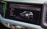 Audi A1 S Line 2019 road test review - infotainment