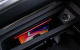 Audi E-tron 55 Quattro 2019 road test review - storage