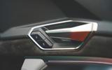 16 Audi E Tron S 2021 RT door handles