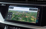Audi Q8 50 TDI Quattro S Line 2018 road test review - satnav