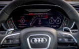 Audi RS Q3 Sportback 2020 road test review - RS mode