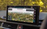 Audi S4 TDI 2019 road test review - infotainment