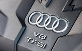 Audi S8 2020 road test review - engine