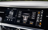 Bentley Flying Spur 2020 road test review - infotainment
