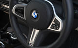BMW 2 Series Gran Coupe 2020 road test review - steering wheel