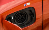 BMW 3 Series 330e 2020 road test review - charging port
