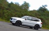 16  BMW iX3 2021 FD Sidepanning