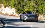 BMW Z4 2018 review - on the road