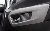 Citroen Berlingo 2018 road test review - door cards